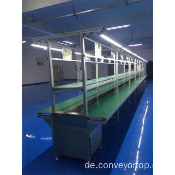 Großhandel Aluminium Belt Conveyor Assembly Line